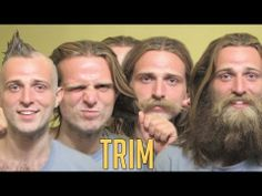 ▶ Trim ORIGINAL reverse haircut \\ Magic Beard and Hair - YouTube