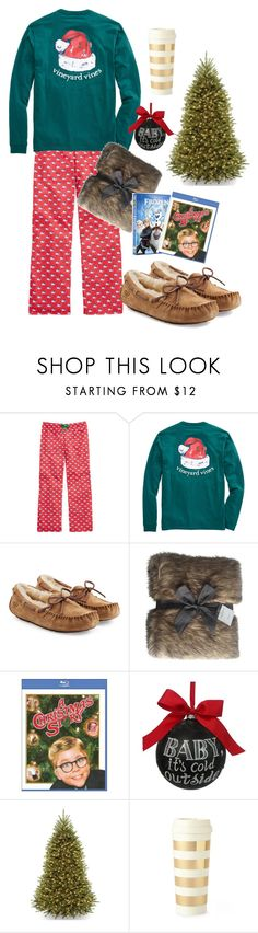 """""""12 Days of Christmas Tag: Day 6"""" by vineyard-vines-love ❤ liked on Polyvore featuring UGG Australia, Disney, Sage & Co., Dunhill, Kate Spade and twelvedaysofchristmas2k15"""