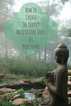 We all have to deal with stress from either work or school. You can't close your eyes to make it go away but you can find peace so you can deal with it. One technique that can offer this is called Zen meditation. Zen meditation is Meditation Mantra, Meditation Chair, Meditation Corner, Best Meditation, Meditation Rooms, Meditation For Beginners, Meditation Practices, Mindfulness Meditation, Guided Meditation