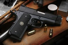 WILSON COMBAT's Bill Wilson Carry Pistol