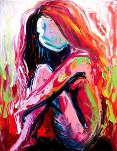 Hey, I found this really awesome Etsy listing at https://www.etsy.com/listing/174219402/figure-painting-abstract-nude-oil-on