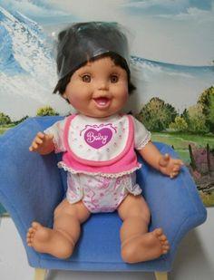 Galoob Baby Face Bathtub Doll-#20 Hannah - All Original