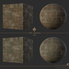 ArtStation - The Order - Material, Hugo Beyer