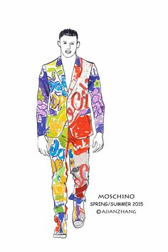 fashionillustration 2015ss