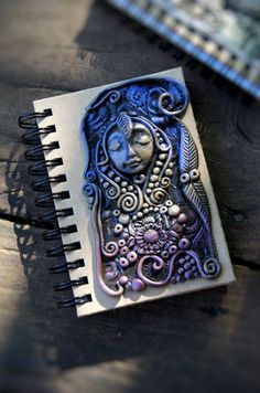 ☆ Little Book of Shadows Handcrafted Journal :¦: Etsy Shop: TRaewyn ☆