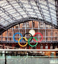 London 2012: Stunning mobile uploads from the Summer Olympics
