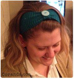 (6) Name: 'Knitting : Beginners Headband