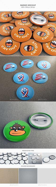 Badges Mock-up Download here: https://graphicriver.net/item/badges-mockup/3568762?ref=KlitVogli