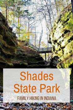 Shades State Park, a