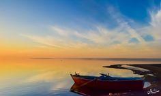Qaroun Lake - Al Fayyoum -Egypt