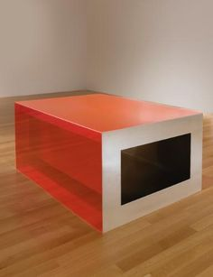 untitled, donald judd