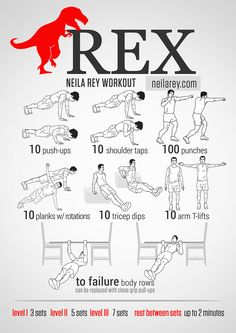 REX / Strong & Toned Arms Workout #fitness #workout #workoutwednesday