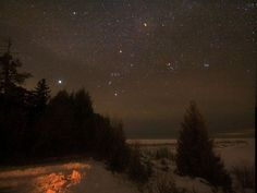 Headlands International Dark Sky Park, perched on the Straits of Mackinac in Michigan, offers a full calendar of public astronomy programs.
