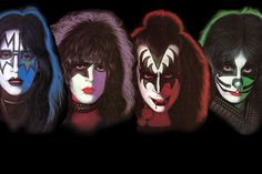 kiss album covers - Google Search