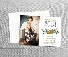 holiday christmas pregnancy announcement card the best gifts don