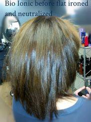 healthiest permanent hair straightening by bioionic at steiner hair salon rocky hill ct, hair salons near me