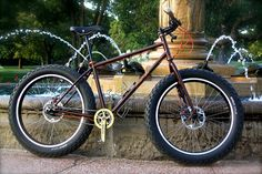 Fatty by A-train Cycles - oh, the fun!