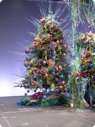 Sugar plum fairy Christmas tree