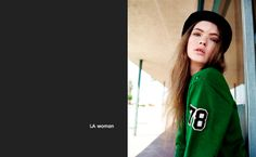 LA Woman, fashion editorial by Aysha Banos