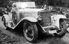 Gräf & Stift SR4 1924/25 Graf, Steyr, Austria, Antique Cars, Classic Cars, Automobile, The Originals, Antiques, Vehicles