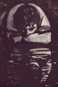 Illustration by Max Hunziker (1901–1976) for Simplicius Simplicissimus (Zurich, 1945)