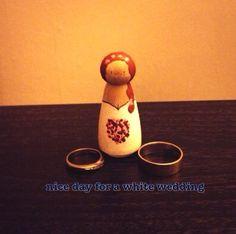 Bride peg