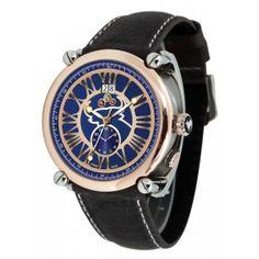 Reloj Orígenes de la Bandera Española Esfera Azul TO-1228.   #Reloj #ModaTaurina #Toros - Tiendatoro.com Para más información o para compar el producto, pulse sobre la imagen.