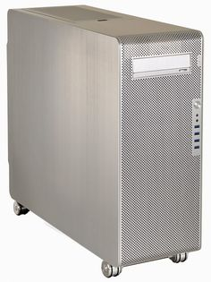 Lian Li has just announced the Special Edition full tower chassis. This brushed aluminum chassis features a ventilated front providing high airflow while featuring the high-end versatile tool-less designs for which Lian Li is known. Electronics Gadgets, Technology Gadgets, Custom Pc, Pc Cases, Computer Hardware, Computer Case, Filing Cabinet, Tower, Home Appliances