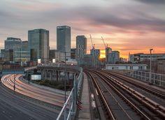 #CanaryWharf by @bakerphotos1  || #ThisIsLondon by london