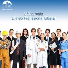 Feliz Dia do Profissional Liberal! #profissionalliberal #diadoprofissionalliberal #selfemployed #virtualoffice