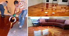 Resina epóxi é uma das mais usadas para este tipo de piso