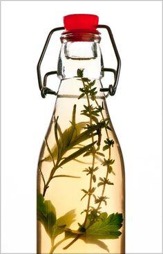 Infused Vinegar