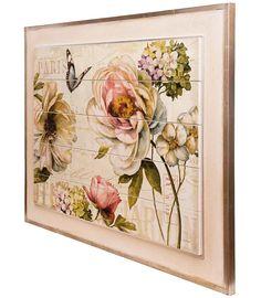 Cuadro Flores de París - Foto 2