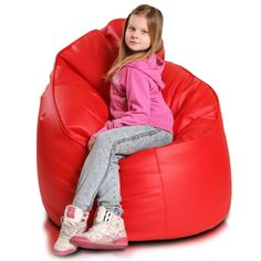 Large bean bag chairs cheap for designing your home is possible. Even you can add new vibe in your house as you put it at the right spot. Large Bean Bag Chairs, Large Bean Bags, Bean Bag Uses, Leather Bean Bag Chair, Bean Bag Lounger, Theater Seating, Person Sitting, Design Your Home, Home Look