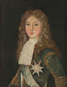 Louis de France Monsieur le duc de Bourgogne, 1682 -1712