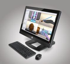 HP lança estação de trabalho no formato All-In-One