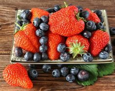 6 Delicious Blueberry, Strawberry, Raspberry Recipes: http://blog.womenshealthmag.com/scoop/berries-health-benefits/