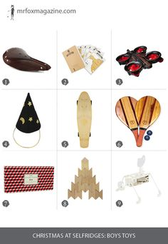 Selfridges have a great toy selection, here are our tops picks