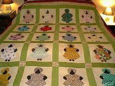 Aunt Jemima Quilt Pattern | Page 1 of 1