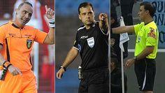 Los tres árbitros señalados por AFIP, de licencia en AFA