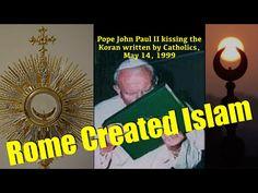 Quran & Bukhari prove Rome created Islam