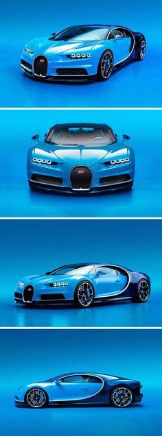 The Bugatti Chiron