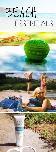 What's in Your Beach Bag??