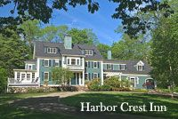 York Harbor, Maine.