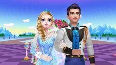 Ice Princess Make Up | Princess Games Movies | HD
