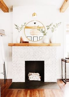 Fireplace mantels are usually the prime focus of the rooms they live in. Find out ways to take advantage of them with these fireplace mantel suggestions. Like with any kind of screen, a mantel display needs a particular amount of balance and also proportion. Do not just randomly area items. Whatever you put on it, maintain these tips in mind.