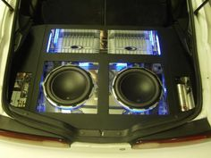 95 Acura Integra Car Audio Install