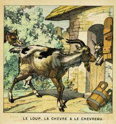 Catégorie - Les Fables de La Fontaine
