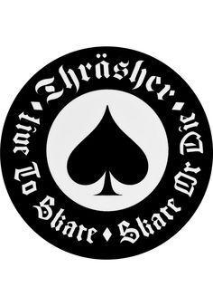 Thrasher Oath, Misc., white #Misc. #AccessoriesMale #titus #titusskateshop