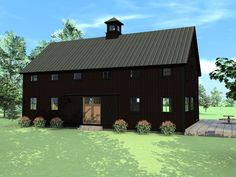 barn house, wouldn't it be lovely out on the farm?